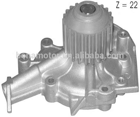 Water Pump For Daewoo Dw-2569 96666219 96563958 94599008