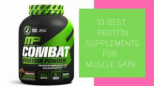 10 Best Protein Supplement For Muscle Gain  U2013 Drugsbank