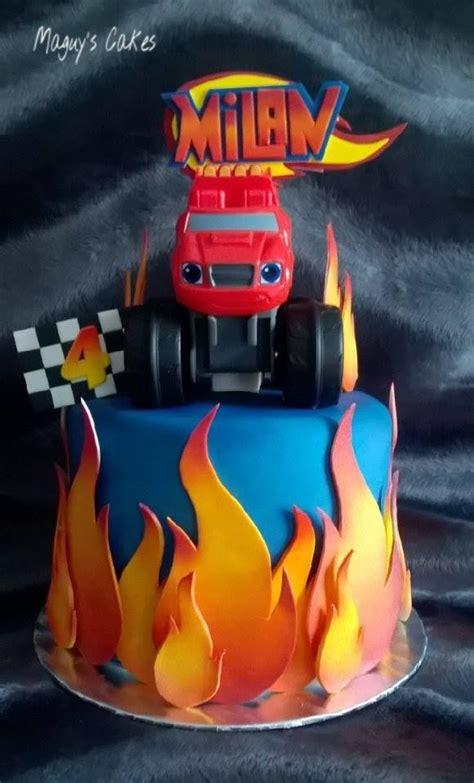 blaze car kash  day pinterest cars