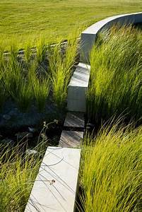 Stormwater Detention Cell With Check Dam Weir