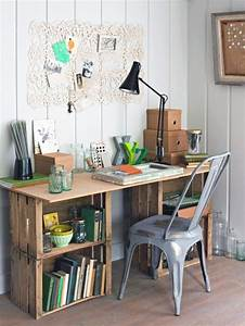 How To Incorporate Wood Crates Into Decor: 33 Ideas DigsDigs