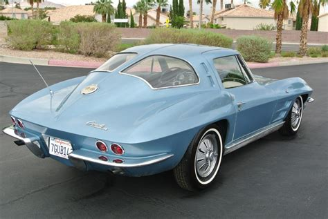 No Reserve Split Window 19k Mile 1963 Chevrolet Corvette