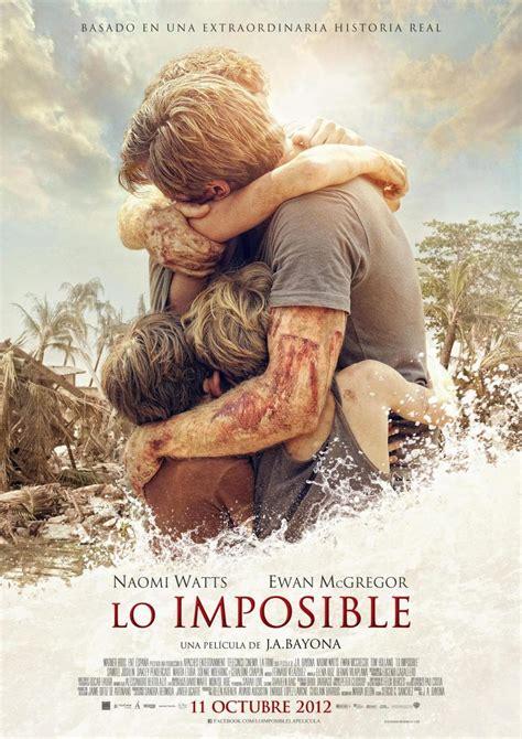 Lo Imposible (2012) FilmAffinity