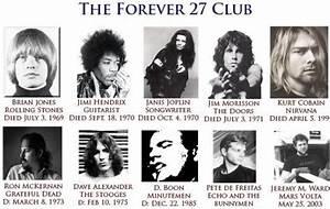 Club Des 27 : mal diction des stars le club des 27 paranormal ovni ghost ~ Medecine-chirurgie-esthetiques.com Avis de Voitures