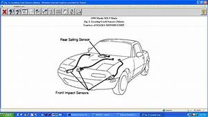Srs Module Wiring Diagram 1990 Mazda Miata  Mazda  Auto