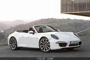 Porsche 4 Places : fiche technique de la porsche 991 carrera 4s cabriolet ~ Medecine-chirurgie-esthetiques.com Avis de Voitures