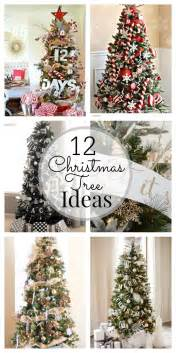 12 tree decorating ideas