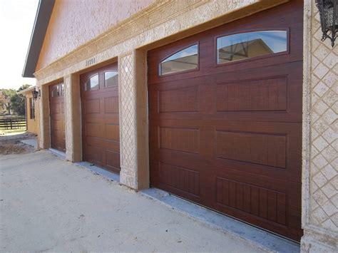 inside this stunning 25 faux wood garage doors ideas