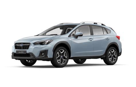 2018 Subaru Xv Makes International Debut At Geneva Show