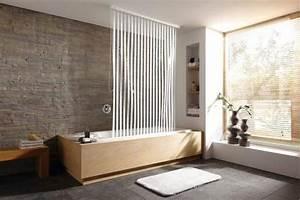 Eck Duschwand Für Badewanne : duschvorhang flexible l sung f r badewanne und dusche sch ner wohnen ~ Markanthonyermac.com Haus und Dekorationen