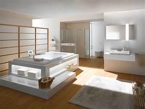 salle de bain design baignoire originale With salle bain design