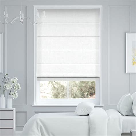 White Roman Blinds 2go™, Save Up To 70% Off High Street Rrps