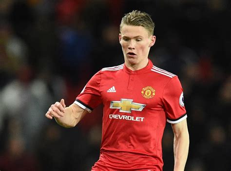 Manchester United midfielder Scott McTominay called up by ...