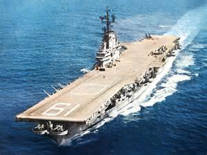 John Hancock US Navy Aircraft Carrier