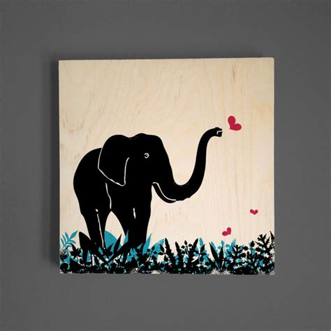 Elephant Wall Decor by Elephant Wall Art