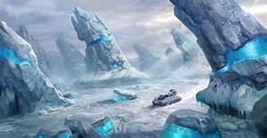 Arctic Mega Biome | Subnautica Wiki | FANDOM powered by Wikia  Arctic