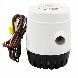 Automatic Submersible Boat Bilge Water Pump 750gph Auto W