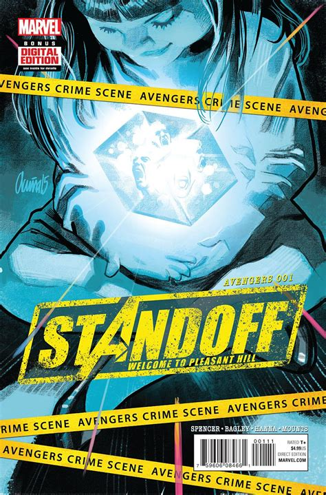 Avengers Standoff: Welcome to Pleasant Hill #1   CBR