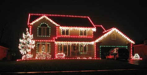 topeka christmas light display tour kansas