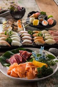 Free Images : dish, meal, plate, fish, eat, cuisine, delicious, buffet, shrimp, asian food ...