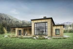 contemporary one house plans modern house plans houseplans com