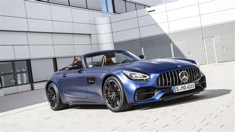 Mercedes Amg Gt Picture by 2020 Mercedes Amg Gt C Roadster Wallpapers Hd Images