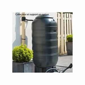 Recupérateur Eau De Pluie : r cup rateur d 39 eau de pluie nature mural 100 ou 250 litres ~ Premium-room.com Idées de Décoration