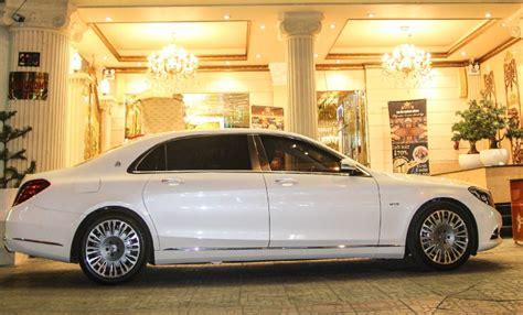 Car Rental Mercedes-benz Maybach S600 In Da Nang