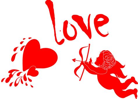 Valentines Day Retail Shop Window Display Vinyl Stickers ...