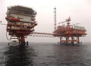 Offshore Oil Production Platforms