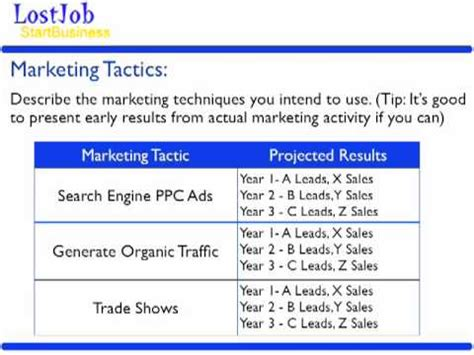 write  business plan   minutes template youtube