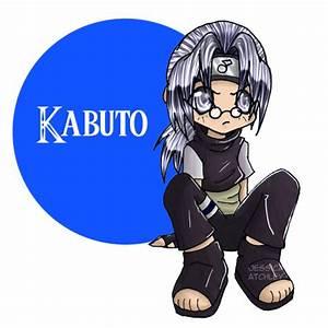 Chibi Kabuto by icyookami on DeviantArt