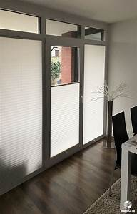 Sichtschutz Fenster Innen Plissee : auch f r t ren den passenden sichtschutz und sonnenschutz mit plissees von sensuna plissee ~ Markanthonyermac.com Haus und Dekorationen