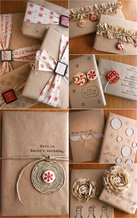 Cute & Creative Gift Wrapping Ideas You Will Adore! Just
