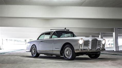 $80,000 Bargain: 1958 Facel Vega FVS Series 4