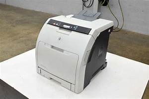 Lot  27  Hp Laserjet 3600n Color Laser Printer