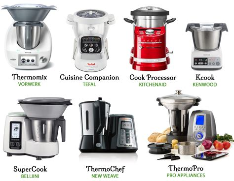 cuisine multifonction comparatif robots menagers comparatif table de cuisine