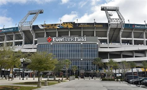 Tiaa bank field is an american football stadium located in jacksonville, florida, that primarily serves as the home facility of the jacksonville jaguars of the national football league (nfl). New name for Jaguars' stadium: TIAA Bank Field - Sports - The Florida Times-Union - Jacksonville, FL