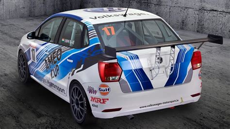 Volkswagen Ameo Cup Race Car Is The Quickest Car Ever From