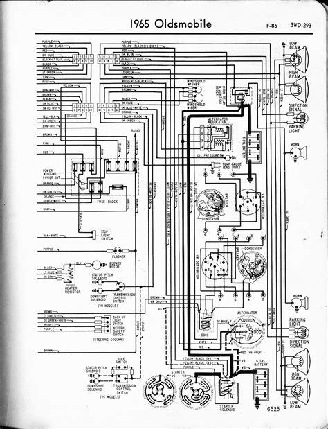 1987 Oldsmobile Cutlas Ciera Wiring Diagram by Wiring Diagram Schematic 1965 Oldsmobile 442 Forum