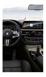 BMW M5 Competition Edition 35 Jahre 2019 Interior ...