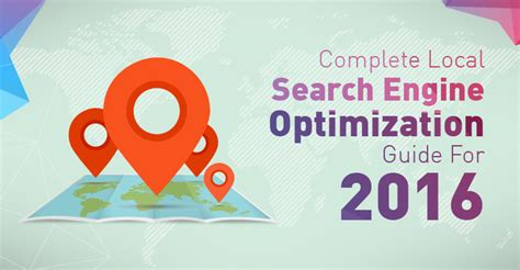 Seo Guide 2016 by Complete Local Seo Guide For 2016
