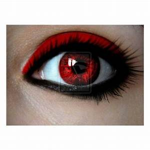 Cool eye makeup and colored lenses | Halloween Costumes ...