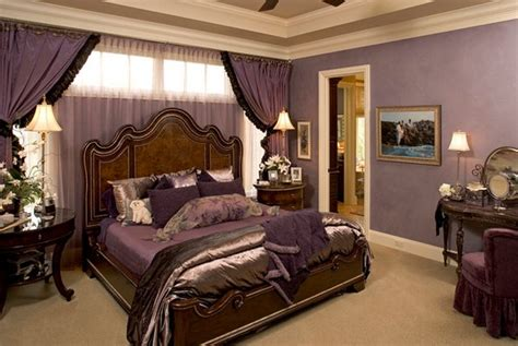 purple and gold bedroom 20 pleasant purple and gold bedrooms home design lover 16815 | 16 Bob Michels16
