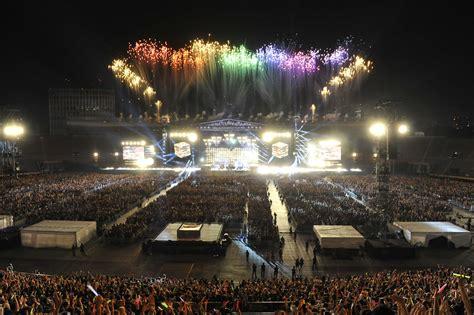 l arc en ciel 3月に国立競技場でのライヴが決定 音楽ニュース