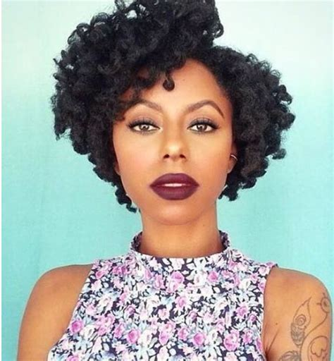 2015 spring summer natural hairstyles for black women 14