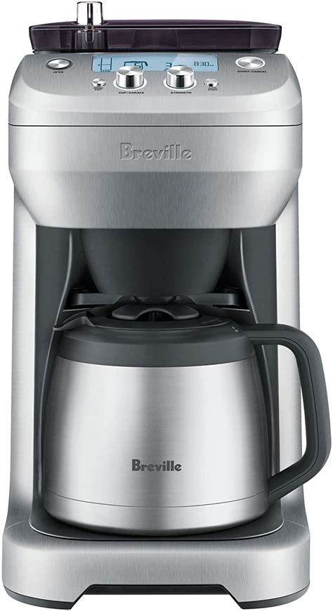 What is the best coffee maker grinder combo? The Best Grind and Brew Coffee Makers For 2020 - Reviews ...