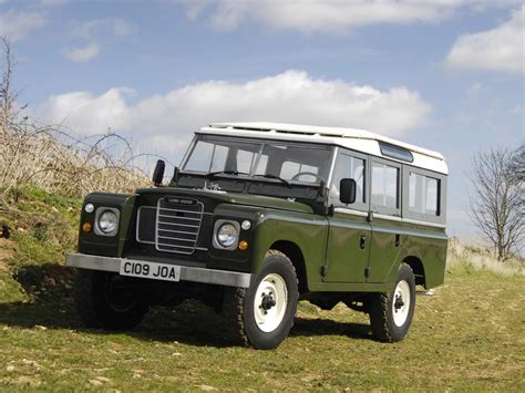 Land Rover Picture by Land Rover Timeline Influx