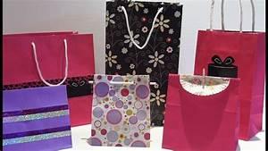 Comment Faire Un Sac : comment faire un sac en papier facile et sur mesure diy sac cadeau rapide youtube ~ Melissatoandfro.com Idées de Décoration