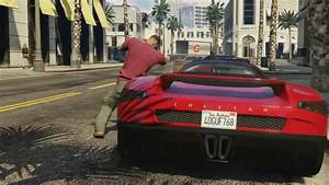 GTA V Gameplay Videos Pictures Map Leaked Shows
